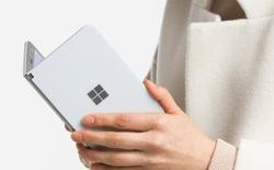 Samsung đang phát triển một chiếc smartphone màn hình gập mới sở hữu hình thức như Surface Duo?