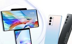 LG Wing 5G lộ ảnh render báo chí với màn hình xoay, 3 camera sau, ra mắt ngày 14/9