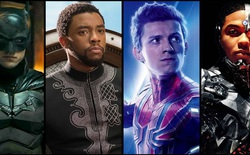 Điểm lại những sự việc hot nhất của thể loại siêu anh hùng trong năm 2020: Vắng phim, tin vẫn nhiều, drama không thiếu