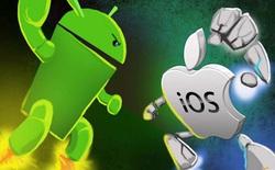 Tại sao cả Google và Apple đều muốn người dùng cài đặt hệ thống mới?