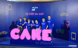 Ngân hàng số Cake ra mắt tại Việt Nam: miễn phí dịch vụ suốt đời, tích hợp thẳng vào ứng dụng gọi xe Be