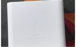 Lộ diện củ sạc USB-C 65W made in Việt Nam của Samsung