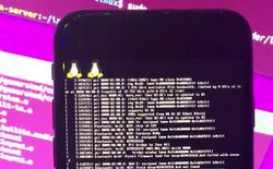 Cài đặt thành công Ubuntu trên iPhone 7