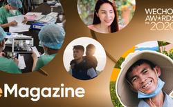 20 đề cử nhân vật truyền cảm hứng của WeChoice Awards 2020: Những câu chuyện tạo nên Diệu kỳ Việt Nam