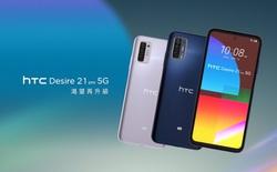 HTC Desire 21 Pro ra mắt: Màn hình 90Hz, Snapdragon 690, pin 5000mAh, giá 10 triệu đồng