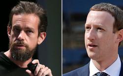 """Quyết định """"Khóa tài khoản Tổng thống Trump vĩnh viễn"""" đã thổi bay tổng cộng 51 tỷ USD vốn hóa thị trường của Facebook và Twitter"""