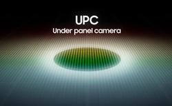 """Samsung """"nhá hàng"""" công nghệ camera ẩn dưới màn hình, nhưng không dành cho smartphone"""