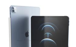 Đây là iPad Pro 2021: Thiết kế cũ, viền mỏng hơn, màn hình mini-LED, hỗ trợ 5G, ra mắt vào tháng 10