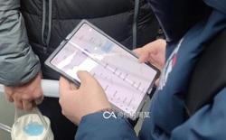 Lộ hình ảnh thực tế được cho là smartphone màn hình gập của Xiaomi
