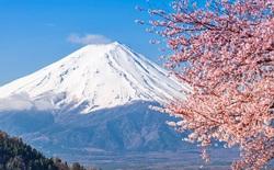 Hình ảnh vệ tinh mới nhất cho thấy một thực trạng đáng buồn đang xảy ra trên núi Phú Sĩ