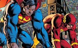 Superman vs The Flash: Ai sẽ là người chiến thắng trong cuộc đua tốc độ?