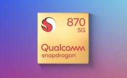 Qualcomm ra mắt Snapdragon 870 5G, bản nâng cấp của Snapdragon 865