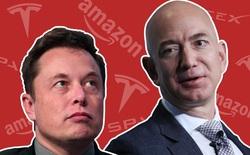 Không chỉ Mark Zuckerberg, Elon Musk 'cà khịa' với 3/4 người trong nhóm 5 tỷ phú giàu nhất hành tinh gồm cả Jeff Bezos và Bill Gates