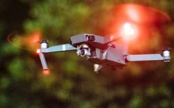 Một người đàn ông đối mặt nguy cơ vào tù và bị phạt 250.000 USD vì đâm drone quay phim vào máy bay cảnh sát
