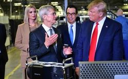 Hóa ra Tim Cook đã tặng chiếc Mac Pro đầu tiên cho Donald Trump