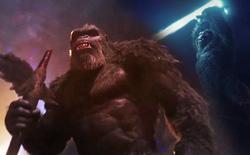 """Để đánh bại Godzilla, Kong hóa thành """"người chơi hệ vũ khí"""" với chiếc rìu có thể chặn đứng luồng lửa của kẻ thù?"""