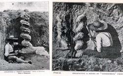 """Ai là người đã làm ra """"cái vặn nút chai của quỷ"""" cao hơn hai mét này từ hàng triệu năm trước?"""