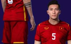 Đội tuyển Việt Nam và CLB Viettel sẽ xuất hiện chính thức trong game bóng đá PES 2022