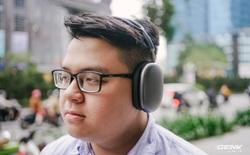 """""""Trên tai"""" AirPods Max: Thiết kế thông minh và cao cấp, đeo thoải mái, giá chính hãng 13 triệu đồng"""