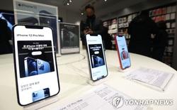 Số lượng thuê bao 5G ở Hàn Quốc tăng nhanh nhờ iPhone 12