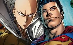 Nếu Superman và One-Punch Man đối đầu, ai sẽ là người chiến thắng?