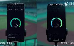 Xiaomi chê iPhone 12 Pro Max bắt Wi-Fi kém hơn Mi 11