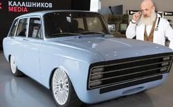 Dự án xe điện bí ẩn của Nga: Do hãng chế tạo AK-47 sản xuất, định vị là đối thủ của Tesla