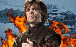 """Game of Thrones: Nhà văn Martin từng định cho """"Quỷ lùn"""" Tyrion hạ sát Robb và Cately Stark, thiêu rụi Winterfell, vướng vào tình tay ba với Arya và Jon Snow"""