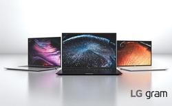 LG Gram 2021 ra mắt: Màn hình QHD 16:10, Intel Core thế hệ 11, mỏng nhẹ nhưng vẫn đầy đủ cổng kết nối