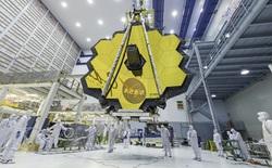 Kính viễn vọng Không gian James Webb hoàn thành chuyến hải trình hơn 9.000 km, sắp sẵn sàng lên không vào cuối năm nay