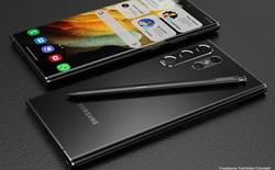 Ảnh thiết kế Galaxy S22 Ultra với bút S Pen: Thế này thì cần gì Galaxy Note