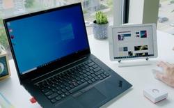 Biến iPad thành màn hình phụ cho Windows