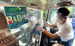 Grab mở lại dịch vụ GrabCar tại Hà Nội, chấp hành đúng các quy tắc phòng chống dịch