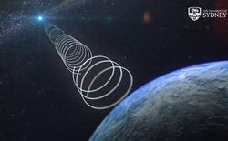 Các nhà thiên văn học phát hiện tín hiệu lạ ở trung tâm Dải Ngân hà, thuộc về một thiên thể khoa học chưa biết tới
