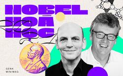 Nobel Hóa học 2021 và những phân tử nắm giữ 35% GDP toàn cầu