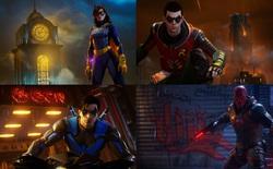 4 đệ tử thân cận nhất của Batman sẽ đối đầu tổ chức bí ẩn Hội đồng Cú trong game Gotham Knights sắp ra mắt