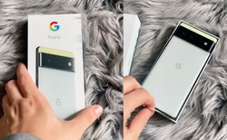 Video mở hộp Google Pixel 6 trước ngày ra mắt