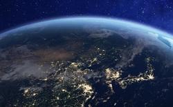 Ánh sáng Trái Đất ngày càng lịm dần đi do khí hậu nóng lên