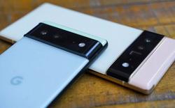 Google Pixel 6 và Pixel 6 Pro ra mắt: Chip Google Tensor, camera nâng cấp mạnh, dung lượng pin lớn, giá từ 599 USD