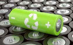 Ứng dụng công nghệ mới, pin làm từ vật liệu tái chế hiệu quả ngang ngửa pin mới cứng, thậm chí tuổi thọ còn cao hơn