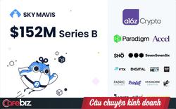 """Startup Sky Mavis sở hữu tựa game hot Axie Infinity vừa gọi thành công 152 triệu USD vòng Serie B, định giá công ty được """"đồn đoán"""" lên tới 3 tỷ USD"""
