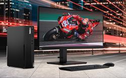 Máy tính đồng bộ Lenovo ThinkCentre M70t và M70s: Hiệu năng mạnh mẽ, bảo mật tối đa