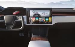 Hệ máy chơi game trên xe điện Tesla mạnh ngang ngửa Xbox và PlayStation thế hệ mới