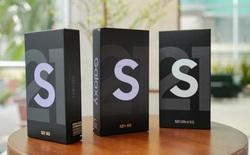 Galaxy S21 series bán chạy hơn tại quê nhà Hàn Quốc