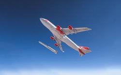 Đây là cách hãng hàng không vũ trụ Virgin Orbit phóng tên lửa lên quỹ đạo từ một chiếc Boeing 747