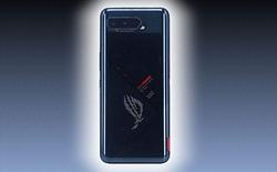 ROG Phone 5 lộ diện với màn hình phụ sau lưng