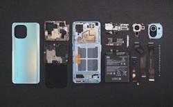 Xiaomi tự mình mổ bụng Mi 11, chứng minh chiếc máy này cực kỳ dễ sửa chữa