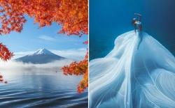 Ngắm loạt tác phẩm nhiếp ảnh đoạt giải ấn tượng bậc nhất năm qua để thấy thế giới quá đỗi kỳ diệu, mãn nhãn đến mức chỉ muốn lướt mãi