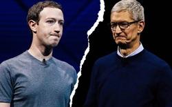 """Mark Zuckerberg muốn buộc Apple """"phải chịu đau đớn"""" cho các tuyên bố về quyền riêng tư"""