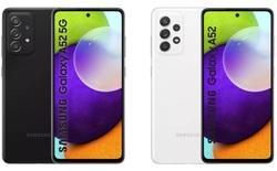 Galaxy A52 lộ ảnh chính thức: Có bản 4G/5G, chip Snapdragon 720G/750G, giá gần 10 triệu đồng